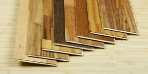 Laminate flooring from Romney Flooring